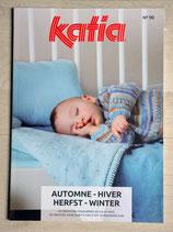 Magazine tricot Katia 90 - Layette automne-hiver