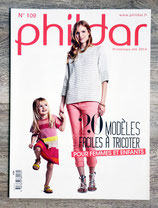 Magazine Phildar n°109 - Printemps-été 2014