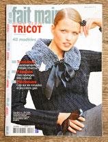 Magazine Fait main Tricot Hors série 5 - Automne 2007