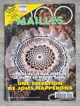 Magazine 1000 Mailles n°176 - Sélection de jolis napperons