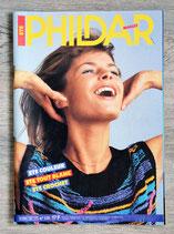 Magazine Phildar mailles n°129 - Eté (Vintage)