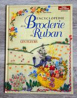Livre Encyclopédie de la broderie au ruban - Les fleurs