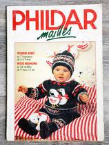 Magazine Phildar mailles n°182 - Layette
