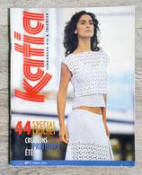 Magazine tricot Katia n°1 Spécial crochet - Printemps-été