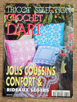 Magazine Tricot sélection - Crochet d'art 230
