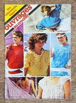 Magazine Ouvrages au crochet - vêtements légers
