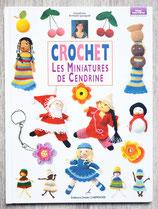 Livre Crochet - Les miniatures de Cendrine