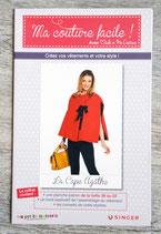 Patron Ma couture facile ! n°16 - La cape Agathe
