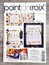 Point de croix magazine 21 - Automne-vendanges