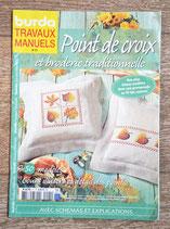 Magazine Burda Travaux manuels 21 - Point de croix et broderie traditionnelle