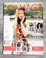Magazine couture My Image n°12 - Printemps-été 2016