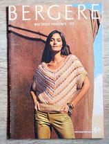Magazine Bergère de France n°152 - Mag' Tricot Printemps-été