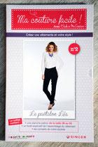 Patron Ma couture facile ! n°2 - Le pantalon de Léa