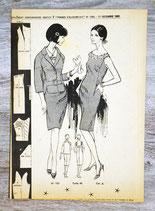 Patron Femmes d'aujourd'hui n°1024 - Ensemble vintage