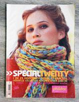 Magazine Phildar n°438 - Spécial twenty