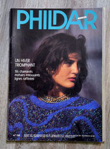 Magazine Phildar Mailles 152 - Un hiver triomphant