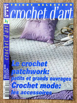 Magazine Tricot sélection - Crochet d'art 293