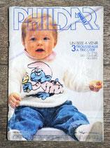 Magazine Phildar Mailles 114 - Layette
