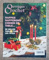 Magazine Ouvrages Crochet 7 - décembre 1994-janvier 1995