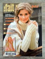 Magazine fait main pas à pas de février 2010
