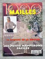 Magazine 1000 Mailles n°167 - Napperons faciles