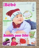 Magazine Diana bébé 8 - Bonnets pour bébé