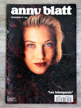 Magazine tricot Anny Blatt n°152 - Les intemporels