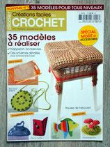 Magazine Créations faciles au crochet n°3