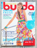 Magazine Burda Couture facile printemps-été 2008
