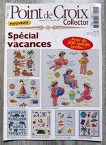 Magazine Point de croix collector - Spécial vacances