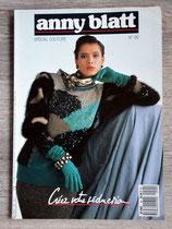 Magazine tricot Anny Blatt 90 - Spécial couture