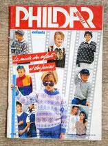 Magazine Phildar mailles enfants 109