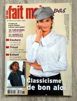 Magazine fait main pas à pas de novembre 2013 (382)