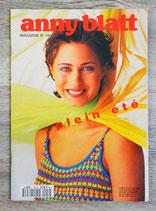 Magazine tricot Anny Blatt n°150 - Plein été