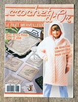 Magazine Crochet d'or 48 de décembre 1987
