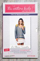 Patron Ma couture facile ! n° 16 - La blouse Cassandra