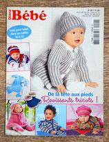 Magazine Diana bébé 20 - Tricot bébé