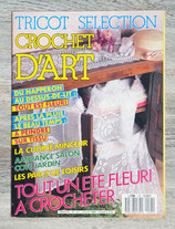 Magazine Tricot sélection - Crochet d'art - n°127