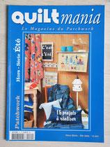Magazine quiltmania - Hors série été 2006