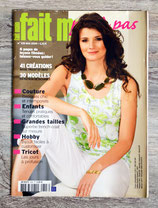 Magazine Fait main pas à pas de mai 2009 (328)