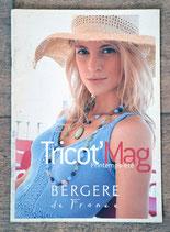 Magazine Mag' tricot Bergère de France 138 - Printemps-été