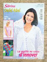 Magazine Sabrina crochet actuel 23