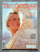 Magazine Phildar 382 - Tendances créateurs printemps 2003