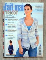 Magazine Fait main Tricot Hors série 28 - Printemps 2012