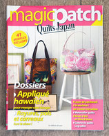 Magazine Magic patch - Quilt's Japan 10