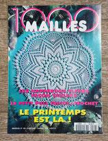 Magazine 1000 mailles 163 - Avril 1995