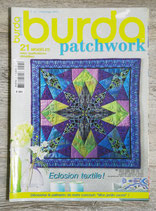 Magazine Burda patchwork n°45 - Printemps 2015