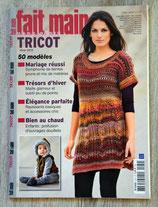 Magazine Fait main Tricot Hors série n°32 - Hiver 2012