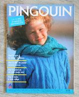 Magazine tricot Pingouin n°96 - Enfants printemps-été