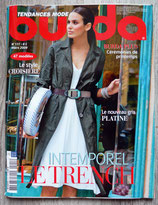 Magazine Burda de mars 2009 (n°111)